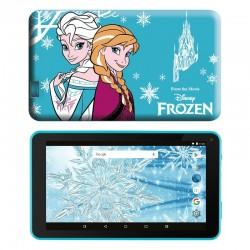 Tablette Disney Reine des Neiges + coque silicone