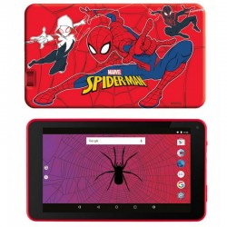 Tablette Marvel Spiderman + coque silicone