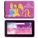 Tablette Disney princess + coque silicone
