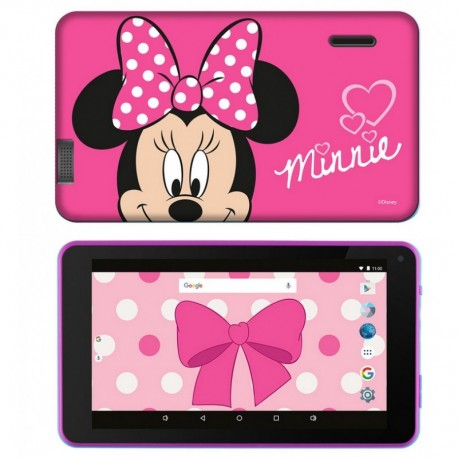 Tablette Minnie + Coque Silicone