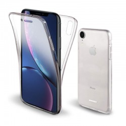 Coque 360 Intégrale Transparente Iphone XR
