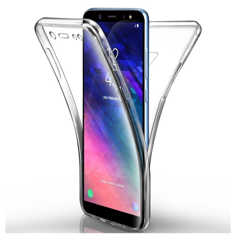 Coque 360 Transparente Samsung Galaxy A6