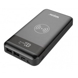 Batterie externe (10000 mAh) Charges sans-fil (PW10) Wopow